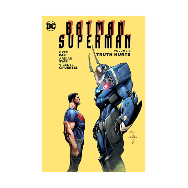 Batman Superman Vol. 5 : Truth Hurts (Paperback)