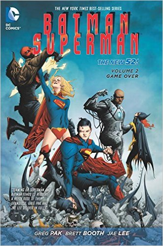 Batman Superman Vol.2 : Game Over (Paperback)