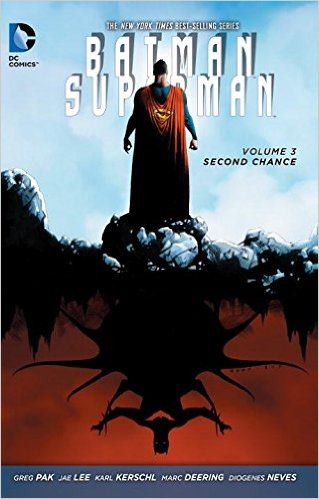Batman Superman Vol.3 : Second Chance (Paperback)