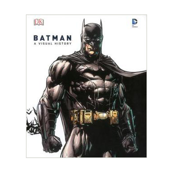 Batman: A Visual History (Hardback)