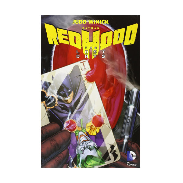 Batman: Red Hood : The Lost Days (Paperback)