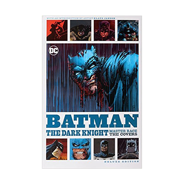 Batman: The Art of the Dark Knight: The Master Race (Hardcover)