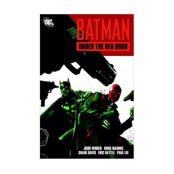 Batman: Under the Red Hood (Paperback)