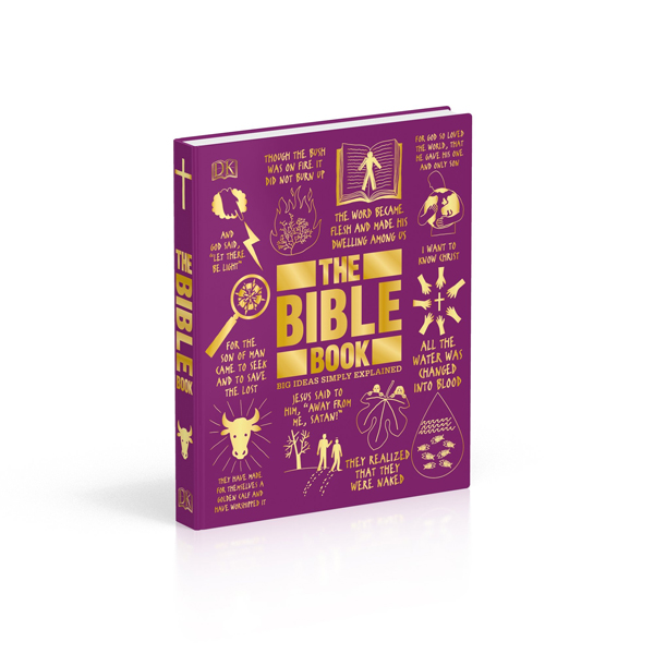 Big Ideas Simply Explained : The Bible Book (Hardcover)