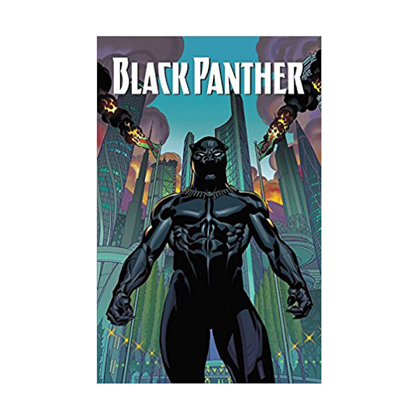 Black Panther : A Nation Under Our Feet #1 (Paperback)