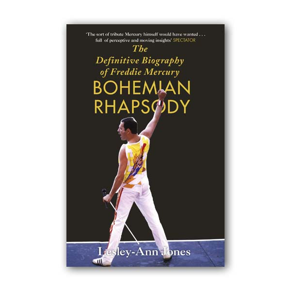 Bohemian Rhapsody : The Definitive Biography of Freddie Mercury (Paperback, 영국판)