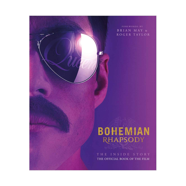 Bohemian Rhapsody : The Official Book of the Movie (Paperback, 영국판)