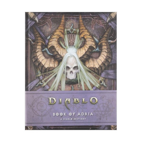 Book of Adria : A Diablo Bestiary (Hardcover)