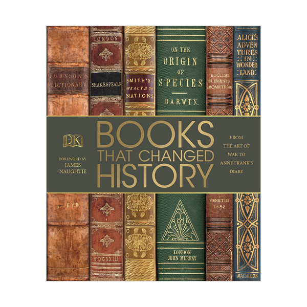 Books That Changed History : From the Art of War to Anne Frank's Diary (Hardcover, 영국판)