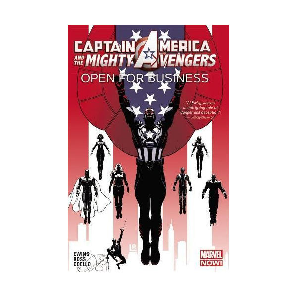 Captain America & the Mighty Avengers Vol. 1: Open for Business (Paperback)