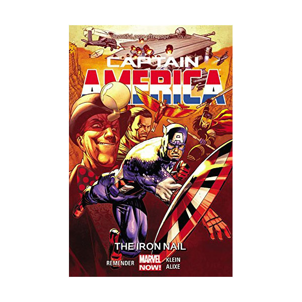 Captain America Volume 4: The Iron Nail (Paperback)