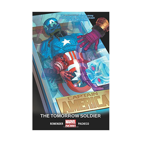 Captain America Volume 5: The Tomorrow Soldier (Paperback)