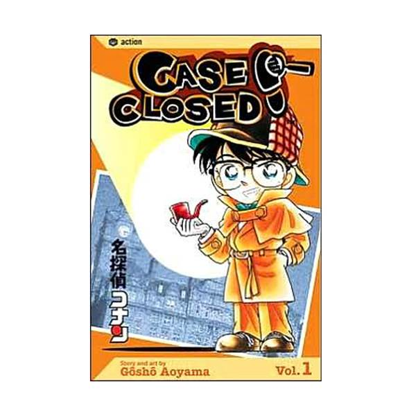 Case Closed #1 : Detective Conan(Paperback)