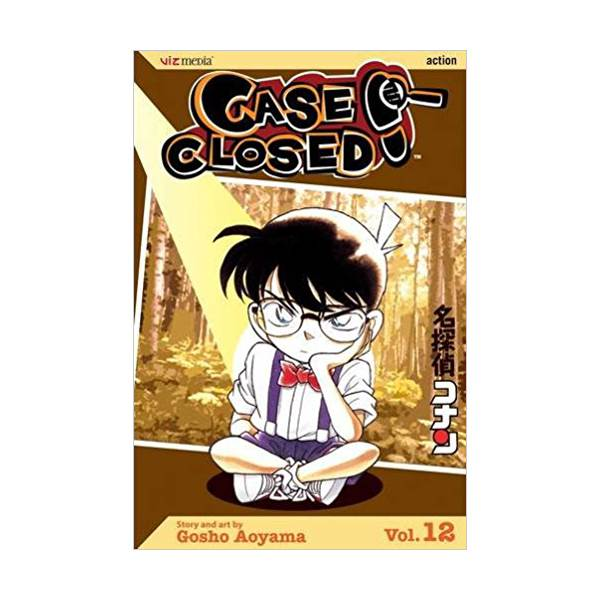 Case Closed #12 (Paperback)
