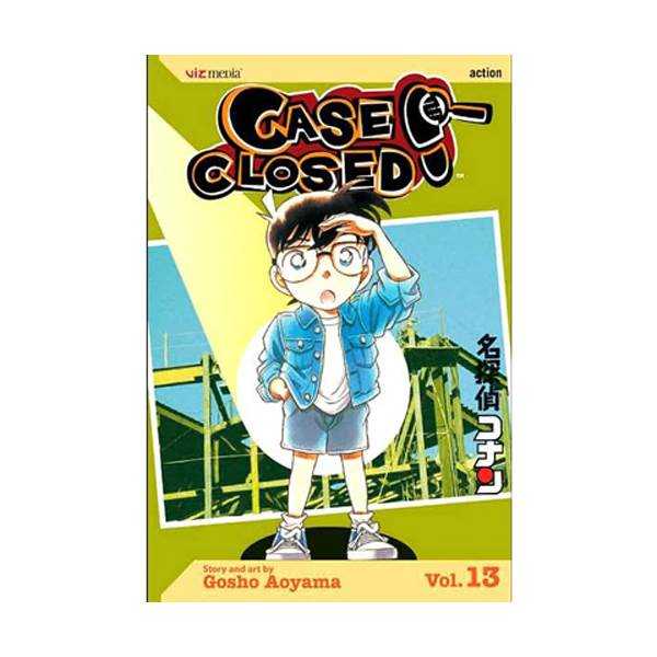 Case Closed #13(Paperback)