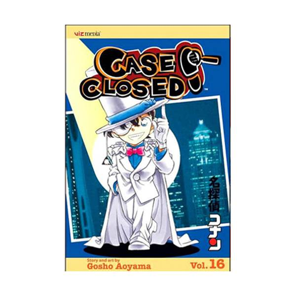 Case Closed #16 (Paperback)