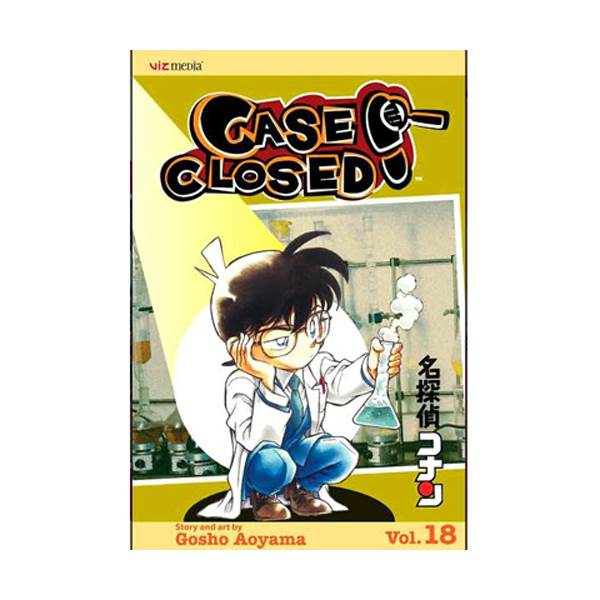 Case Closed #18 (Paperback)