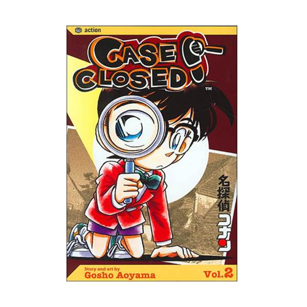 Case Closed #2 (Paperback)