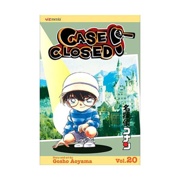 Case Closed #20 (Paperback)