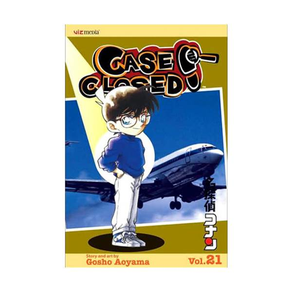 Case Closed #21 (Paperback)