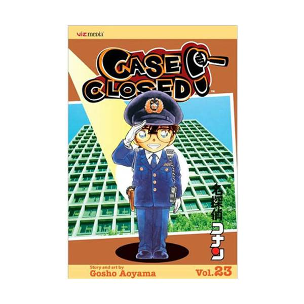 Case Closed #23 (Paperback)