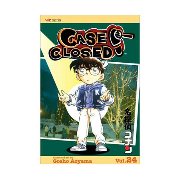 Case Closed #24 (Paperback)