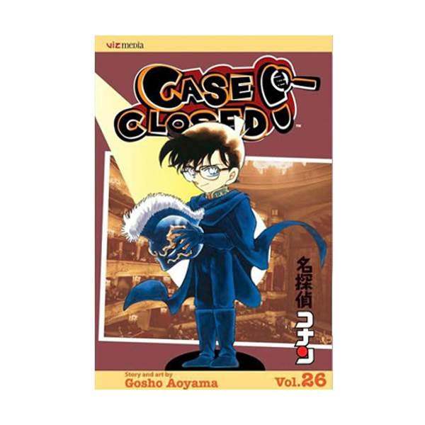 Case Closed #26 (Paperback)