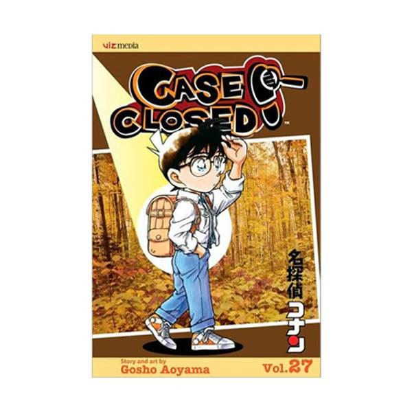 Case Closed #27 (Paperback)