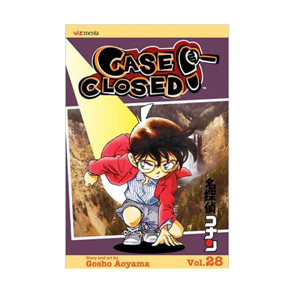 Case Closed #28 (Paperback)