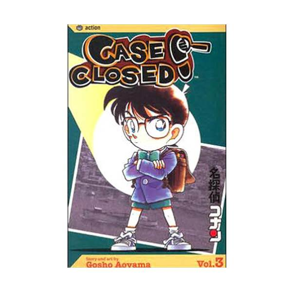 Case Closed #3 (Paperback)