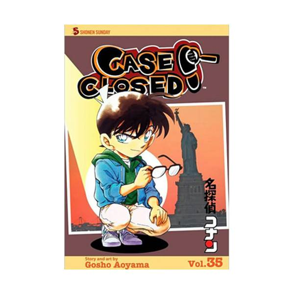 Case Closed #35 (Paperback)