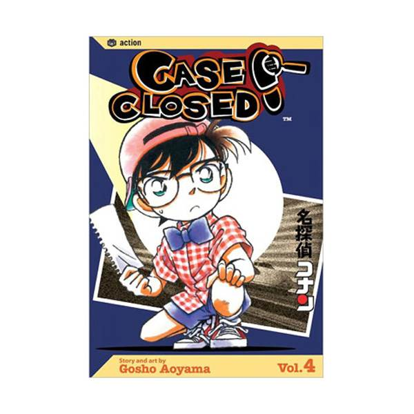 Case Closed #4 (Paperback)
