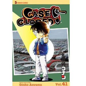 Case Closed #41 (Paperback)