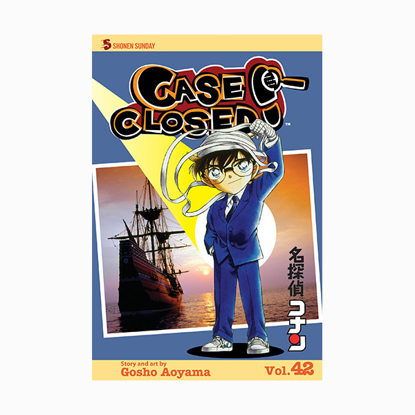 Case Closed #42 (Paperback)
