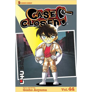 Case Closed #44 (Paperback)