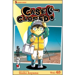 Case Closed #45 (Paperback)