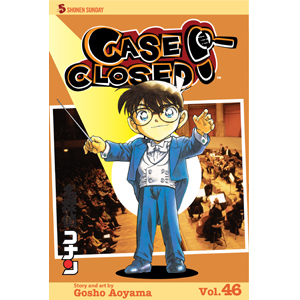 Case Closed #46 (Paperback)