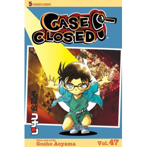 Case Closed #47 (Paperback)