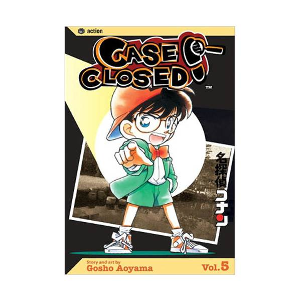 Case Closed #5 (Paperback)