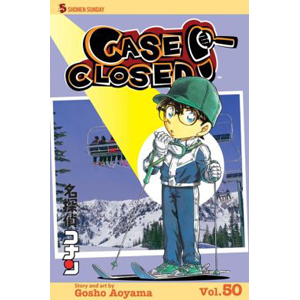 Case Closed #50 (Paperback)