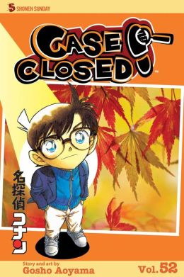Case Closed #52 (Paperback)