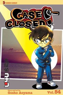 Case Closed #54 (Paperback)