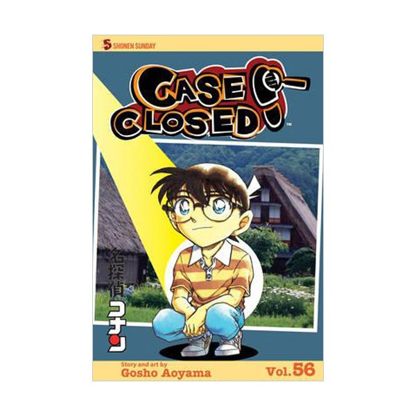 Case Closed #56 (Paperback)