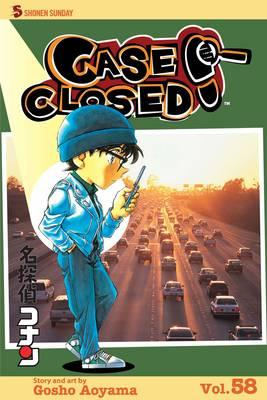 Case Closed #58 (Paperback)