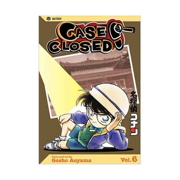 Case Closed #6 (Paperback)