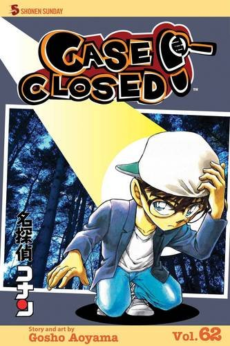 Case Closed #62 (Paperback)