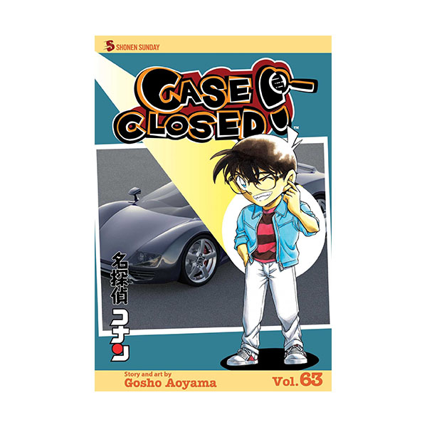 Case Closed #63 (Paperback)