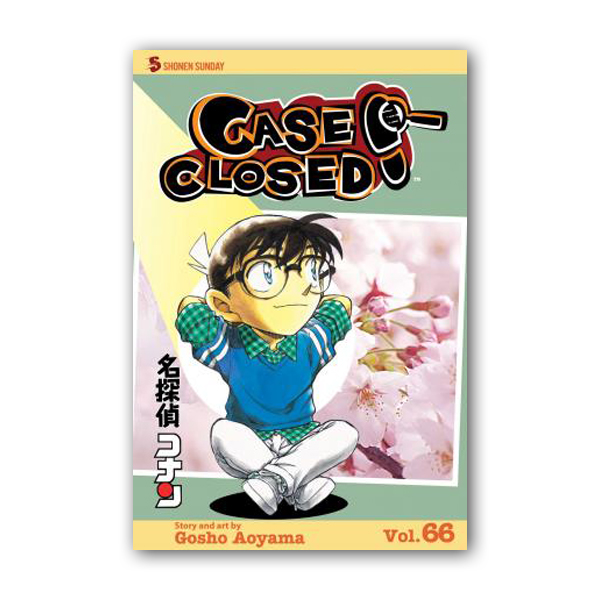 Case Closed #66 (Paperback)