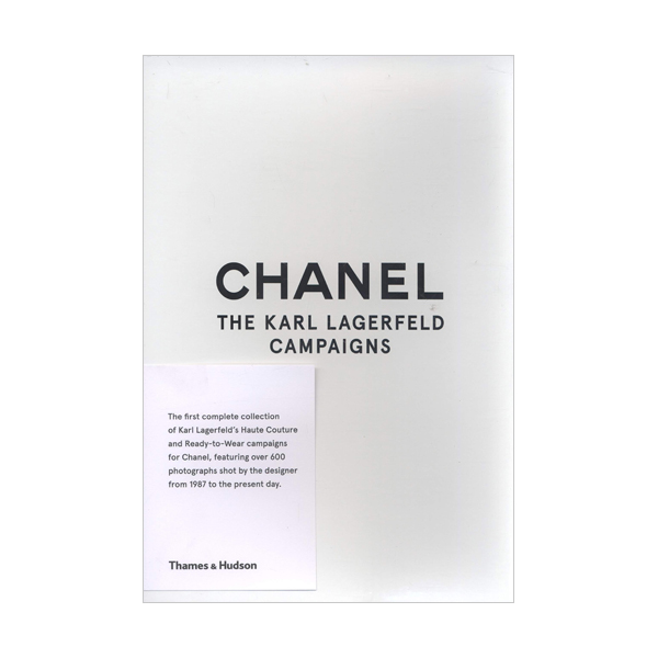 Chanel : The Karl Lagerfeld Campaigns (Paperback, 영국판)