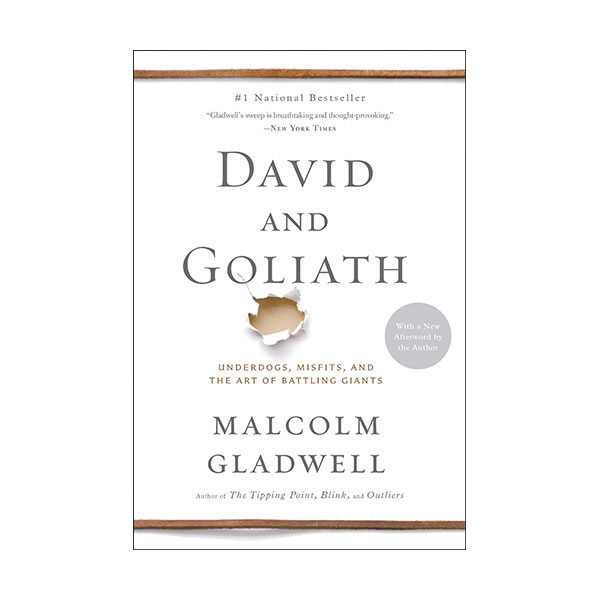 David and Goliath (Mass Market Paperback)